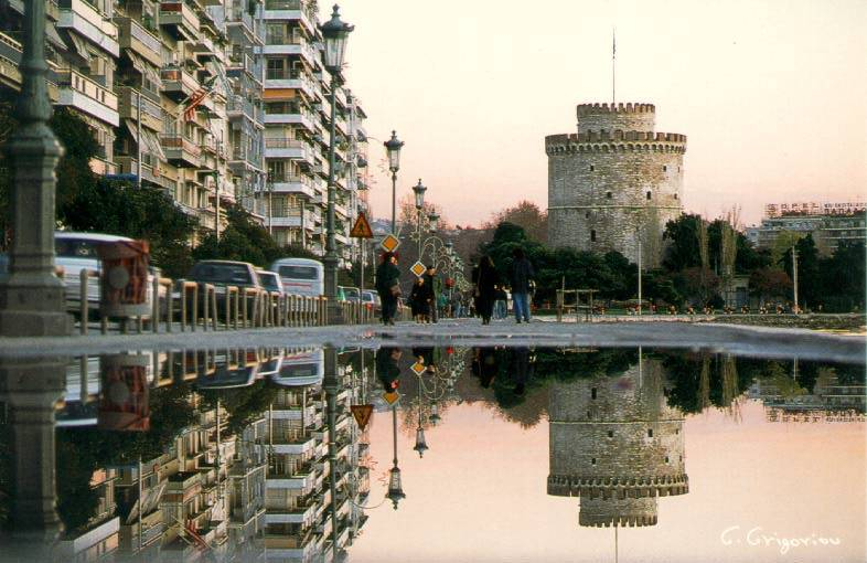 Information for Thessaloniki